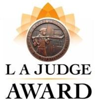 LA Judge Award